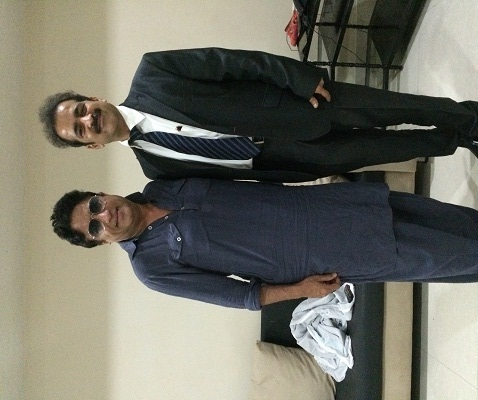 Indian composer, lyricist and playback singer with Dr Shashank Shah