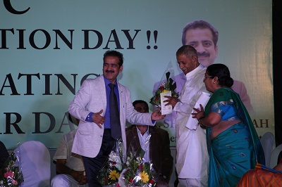 Mr Dholepatil at LOC's Event
