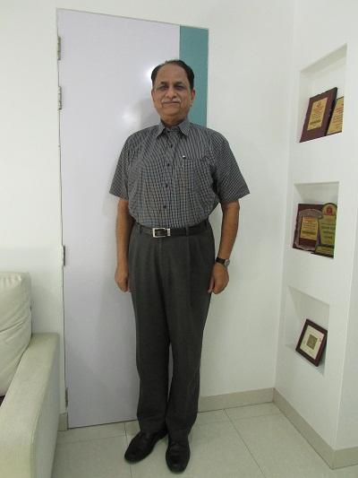 Pradeep Bavadekar - MD MITCON