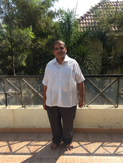Ravindra Gadiya trustee of Dagdusheth halwai Trust Pune