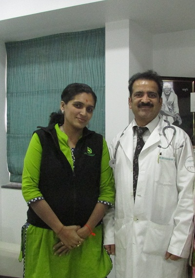 Rupalitai Thombare Corporator MNS Pune