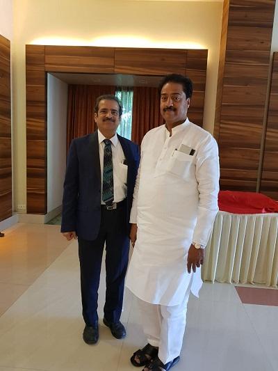 Sunil Pote Ex-Mayor Baramati