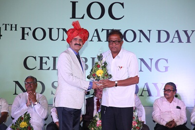 Sanjay Hon Sugar Factory Chairman and Trustee Saibaba Shirdi Temple