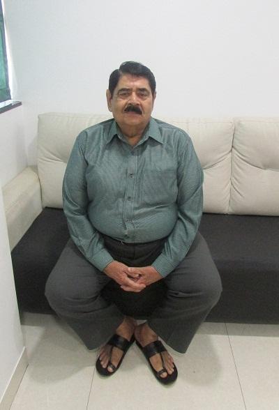 Vijay Bhave President PYC & Poona Club
