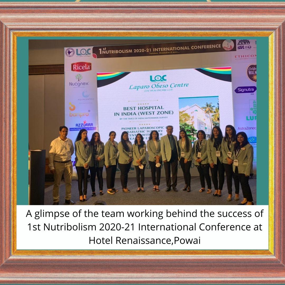 1st International Nutribolism Conference